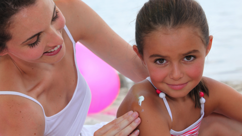 Tips to Protect Your Kids' Skin