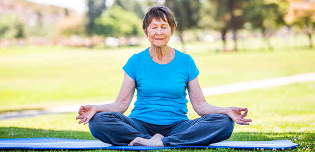 Benefits Of Meditation Practice For Aging Women