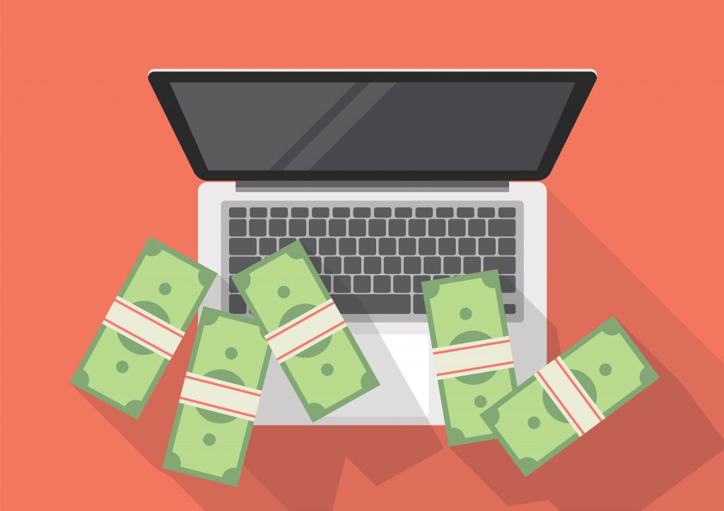 Ways To Earn Money by Just Getting Online