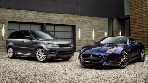 Jaguar Land Rover's Lineup Will Be Electrifies In 2020