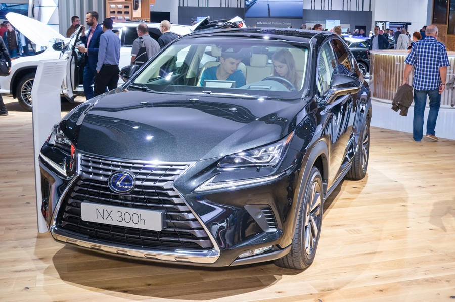 6 Brand New Crossovers That Reduce Your Chances Of An Accident