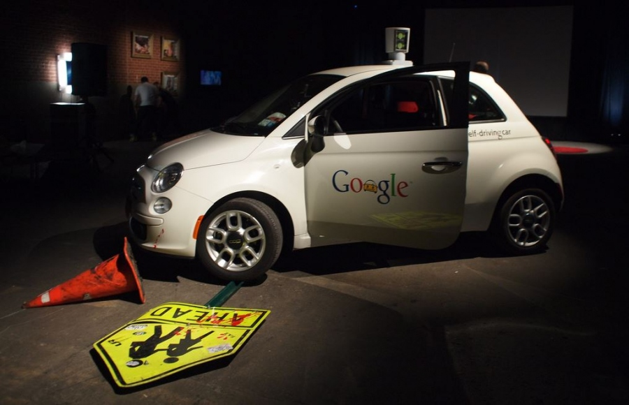 Self-Driving Cars And Cybersecurity