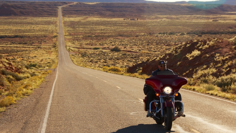 Best Scenic Roads For Motorcycles In The U.S. Southwest
