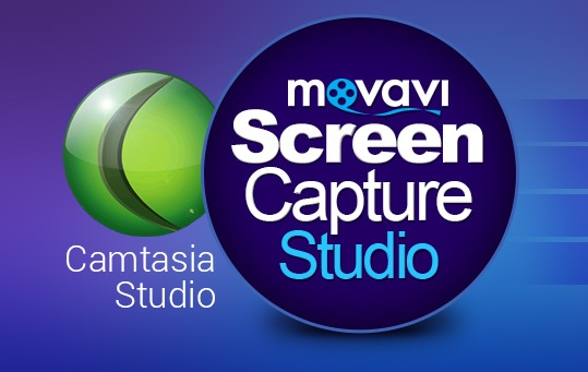 Movavi SCS vs Camtasia Review