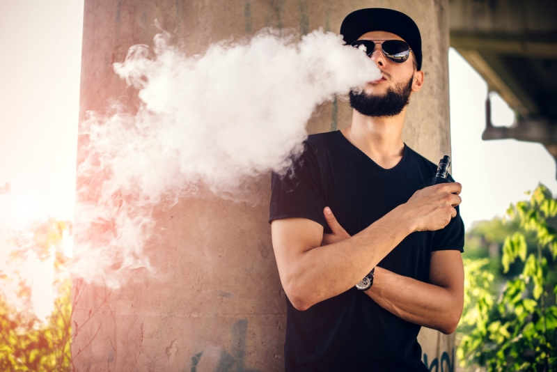 Every Question You've Ever Been Afraid To Ask About Vaping