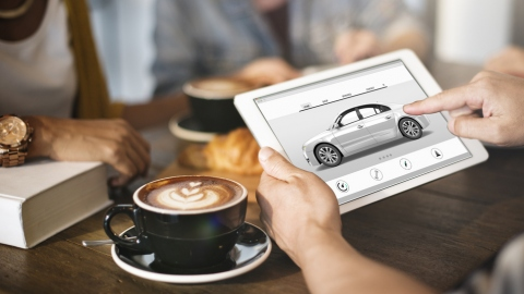 Drive Over to the Internet When Car Shopping