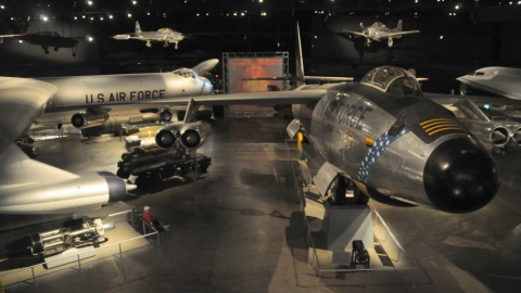 Museums and Aviation Sites Around Dayton
