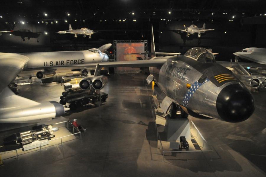Museums and Aviation Sites Around Dayton